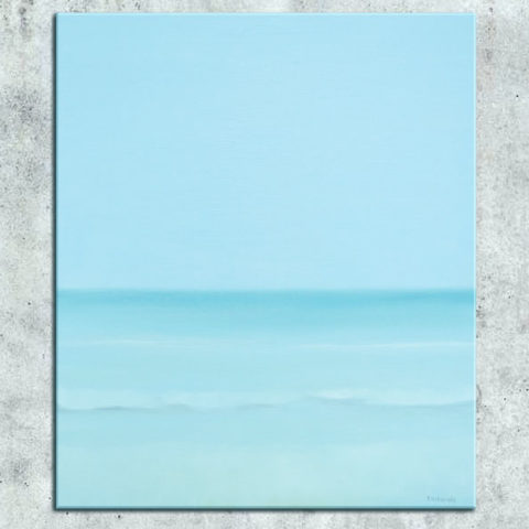 Painting of the sea 1